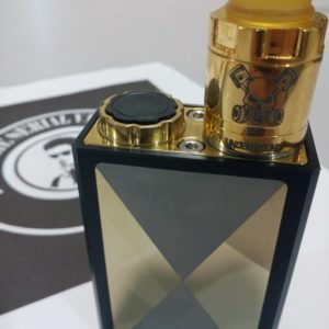 Underground RDA Limited Edition Gold