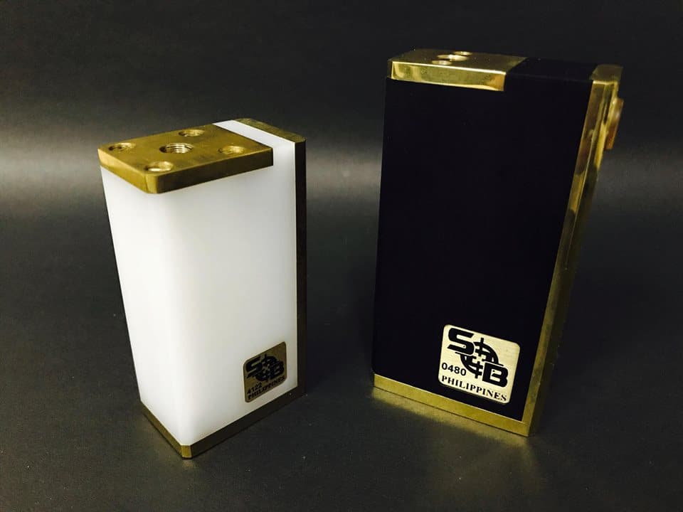 Sob Mini Box Mod By Sob Philippines The Serial Vapist
