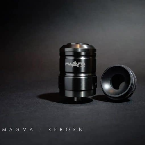 Magma Reborn by Paradigm Mods
