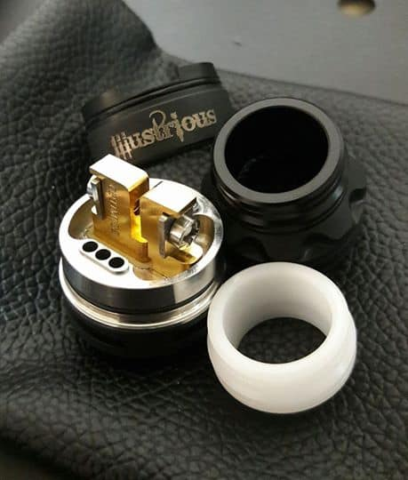 illustrious 24mm rda