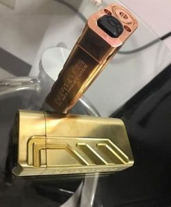 Raptor Copper/ Brass