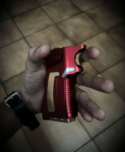 Resbak Iron Man Red