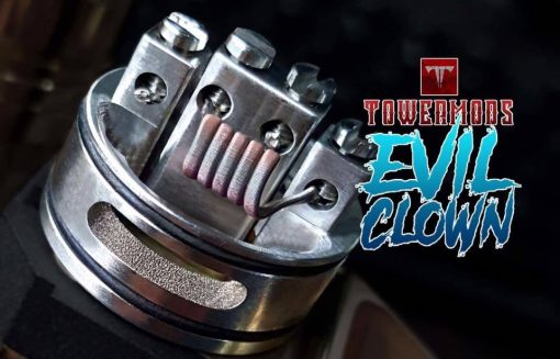 evil clown rda