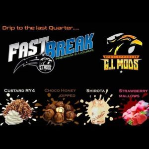 Fast Break Eliquid