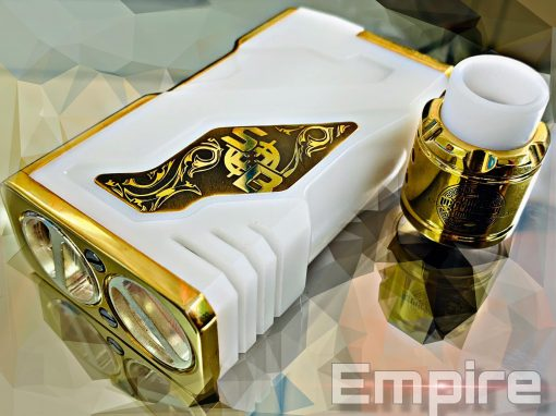 empire Mod Limited Edition White