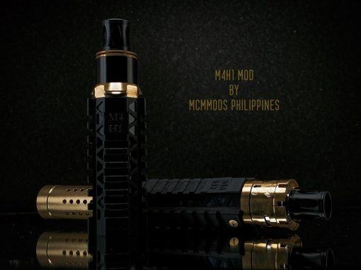 M4H1 by MCM Mods