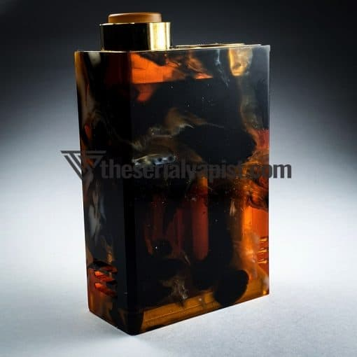 UDG V Fiery Soul Resin Full Mechanical Mod