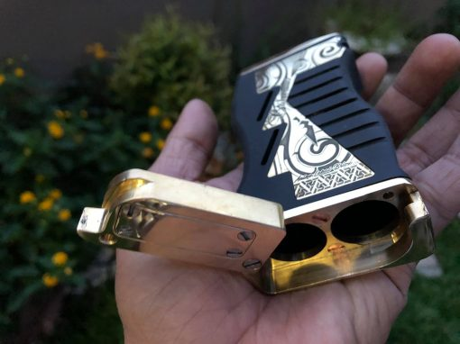 Balaraw Full Mechanical Mod