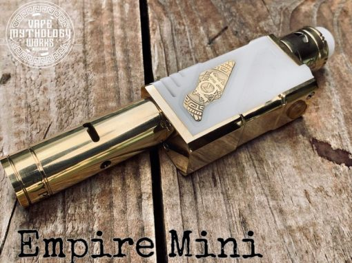 Empire Mini Full Mechanical Box mod