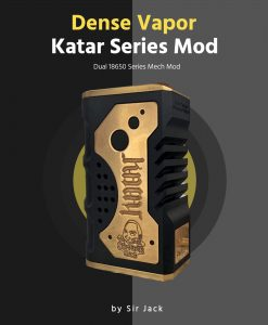 Katar Series Mechanical Mod