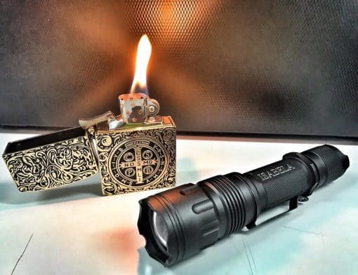 TSV Tactical Flashlight