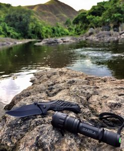 TSV Tactical Flashlight: Isabela