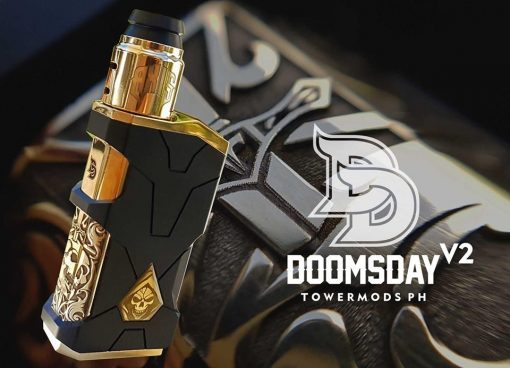 Doomsday V2 by Towermods
