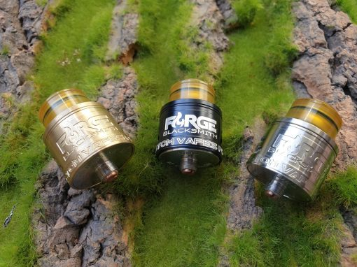 Forge V3 RDA by MCV